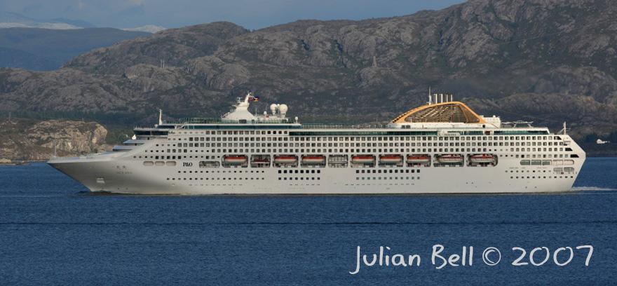 Cruise Ship Oceana Sinks Fitbudha Com